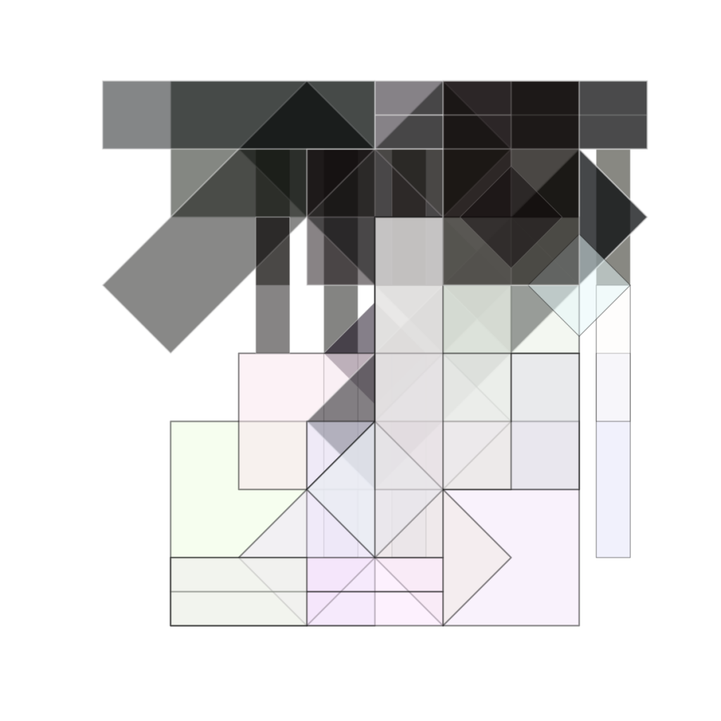 The data art of Gregory J  Matthews | VISUALISE TODAY